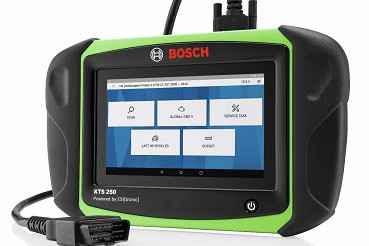 Diagnostika BOSCH KTS250